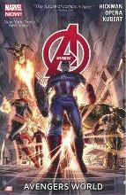 Avengers Volume 1: Avengers World (marvel Now)