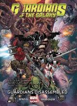 Guardians of the Galaxy: Guardians Disassembled (Marvel Now) Volume 3