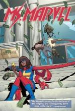 Ms. Marvel: Generation Why Volume 2