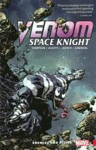 Venom: Space Knight Vol. 2: Enemies And Allies
