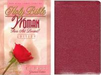 Holy Bible- Woman Thou Art Loosed Edition