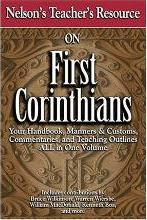 Nelson's One-Volume Library on First Corinthians