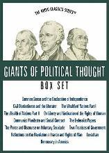 The Giants of Political Thought Boxed Set