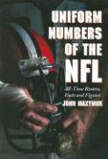 Uniform Numbers of the NFL