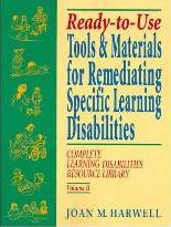 Ready-to-Use Tools and Materials for Remediating Specific Learning Disabilities