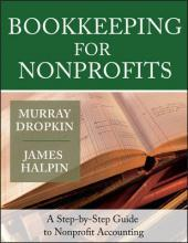 Bookkeeping for Nonprofits, Step by Step