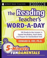 The Reading Teacher's Word-a-Day