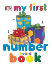 My First Number Board Book