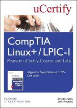 CompTIA Linux+ / LPIC-1 Pearson uCertify Course and Labs Access Card