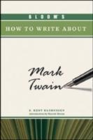 Bloom's How to Write About Mark Twain