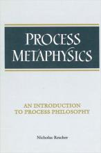 Process Metaphysics