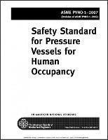 Safety Standards for Pressure Vessels for Human Occupancy