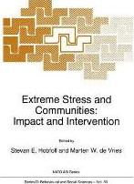 Extreme Stress and Communities: Impact and Intervention