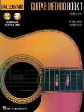 Hal Leonard Guitar Method Book 1: Bk. 1