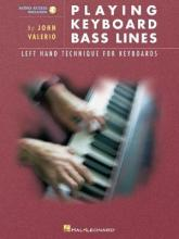 Playing Keyboard Bass Lines