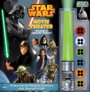 Star Wars Movie Theater Storybook & Lightsaber Projector