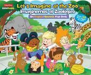 Fisher-Price Little People: Let's Imagine at the Zoo/Imaginemos El Zool gico