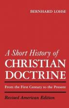 A Short History of Christian Doctrine