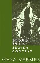 Jesus in His Jewish Context