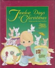 Precious Moments 12 Days of Christmas