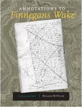 """Annotations to """"Finnegans Wake"""""""