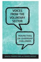 Voices From the Voluntary Sector
