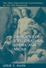 Books of Joel, Obadiah, Jonah and Micah