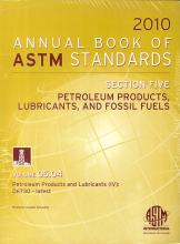 Annual Book of ASTM Standards 2010, Section Five: Petroleum products, lubrificants, and fossil fuels. Vol. 05.04. D6730 - latest.