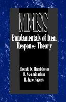 Fundamentals of Item Response Theory