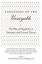 Languages of the Unsayable