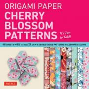 Origami Cherry Blossoms Paper Pack Large 8 1/4