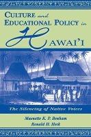 Culture and Educational Policy in Hawaii