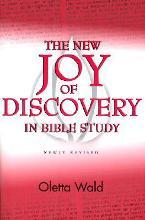 The New Joy of Discovery in Bible Study