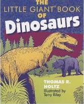 The Little Giant Book of Dinosaurs