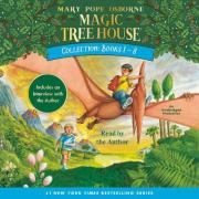 Magic Tree House Bks 1-8 Cd (Unabridged)