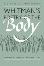 Whitman's Poetry of the Body
