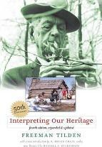 Interpreting Our Heritage