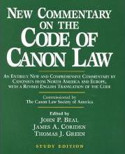 New Commentary on the Code of Canon Law: New Commentary on the Code of Canon Law (Study Edition) Study Edition