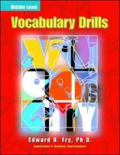 Vocabulary Drills Middle