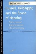 Husserl, Heidegger, and the Space of Meaning