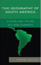 The Geography of South America