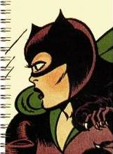Catwoman Wire-O Journal