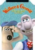 Wallace & Gromit Fold and Mail Stationery