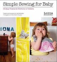Lotta Jansdotter's Simple Sewing for Baby