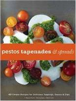 Pestos, Tapenades, and Spreads