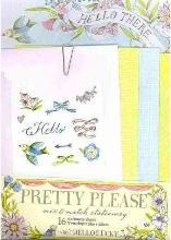 Pretty Please Mis & Match Stationary