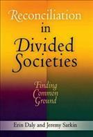 Reconciliation in Divided Societies