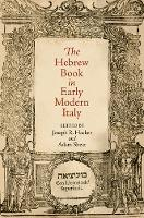 The Hebrew Book in Early Modern Italy