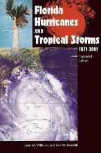 Florida Hurricanes and Tropical Storms, 1871-2001