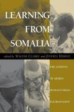 Learning From Somalia